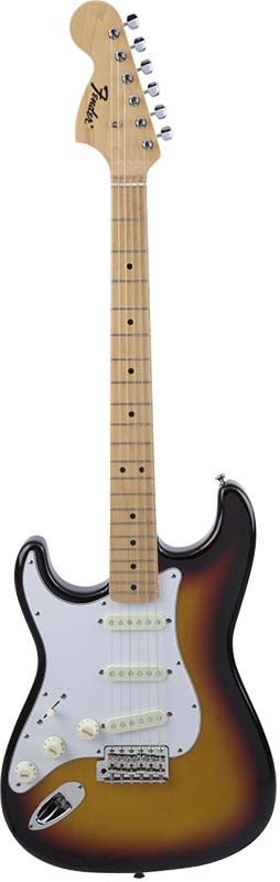 Fender Made in Japan Traditional 《フェンダー》 Traditional '68 Stratocaster Left-Hand (3-Color Sunburst) [Made in Japan]【チョイキズ特価】