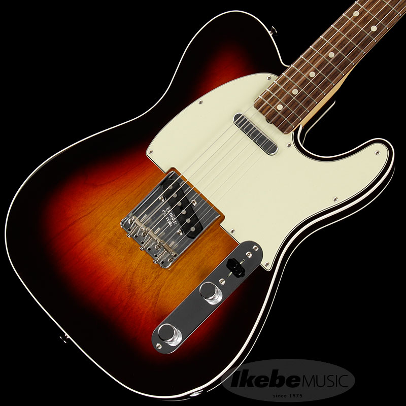 Fender《フェンダー》 2018 Limited Collection 60s Custom Telecaster (3-Color Sunburst) [Made in Japan]