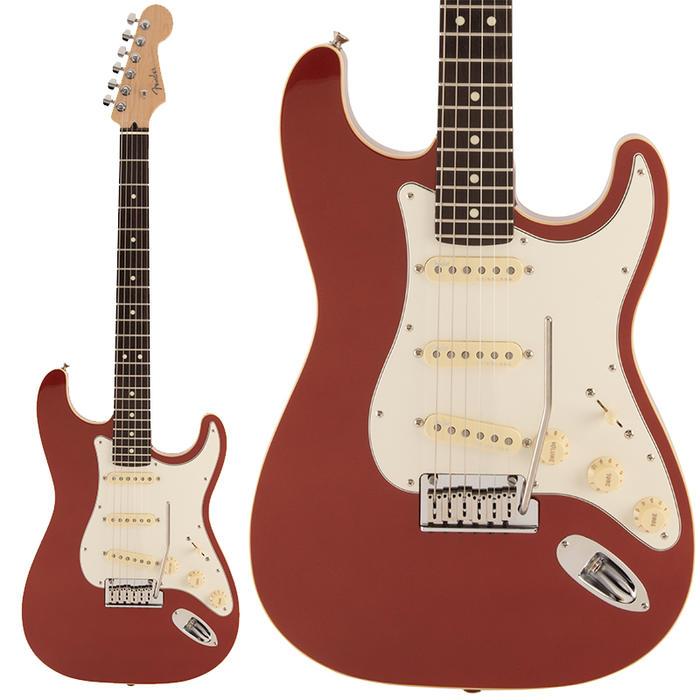 Fender《フェンダー》 Made in Japan Modern Stratocaster (Sunset Orange Metallic/Rosewood Fingerboard)【数量限定!ギターアンプ VOX Pathfinder10プレゼント!!】 【g_p5】