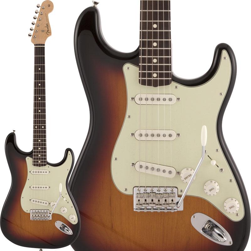 Fender《フェンダー》 Made in Japan Heritage 60s Stratocaster (3-Color Sunburst)【数量限定!ギターアンプ VOX Pathfinder10プレゼント!!】【g_p5】