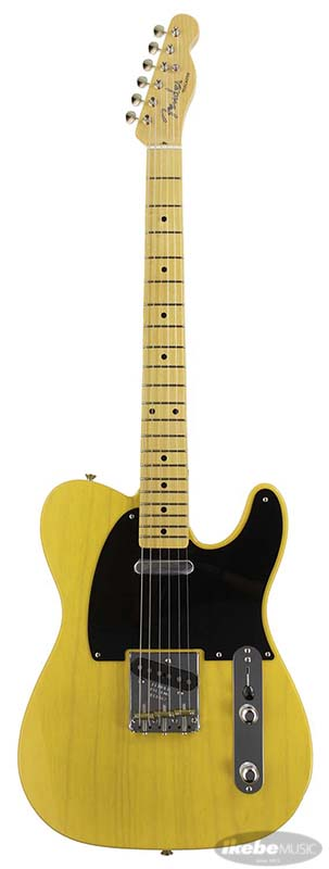 Fender Custom Shop《フェンダー》 1952 Telecaster NOS Butterscotch Blonde #R18462【g_p5】