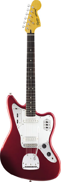 Squier by Fender 《スクワイヤーbyフェンダー》 Vintage Modified Jaguar (CAR)【g_p5】