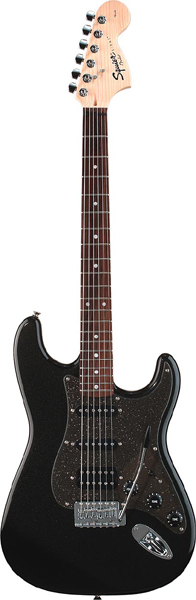 Squier by Fender 《スクワイヤーbyフェンダー》 Affinity Fat Stratocaster (MBK)【g_p5】