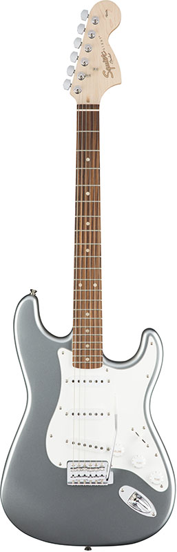 Squier by Fender 《スクワイヤーbyフェンダー》 Affinity Series Stratocaster (Slick Silver/Rosewood Fingerboard)【g_p5】