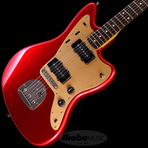 Squier by Fender 《スクワイヤーbyフェンダー》 Deluxe Jazzmaster with Tremolo【g_p5】