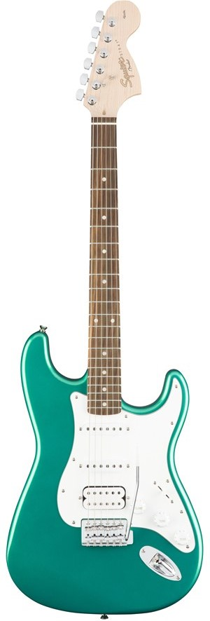 Squier by Fender 《スクワイヤーbyフェンダー》 Affinity Series Stratocaster HSS (Race Green)【g_p5】