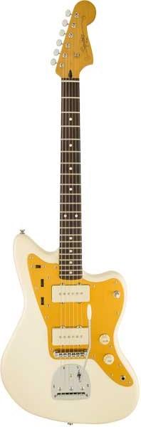 Squier by Fender 《スクワイヤーbyフェンダー》 J Mascis Jazzmaster (Vintage White/Laurel Fingerboard)【g_p5】