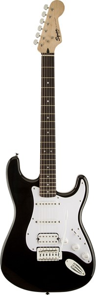 Squier by Fender 《スクワイヤーbyフェンダー》 Bullet Strat with Tremolo HSS (Black/Laurel Fingerboard)【g_p5】, クラハシチョウ ed7c360b