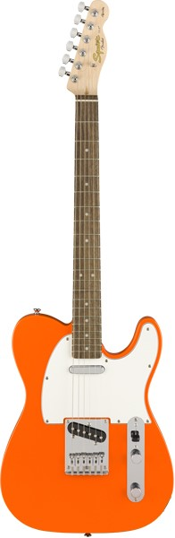 Squier by Fender 《スクワイヤーbyフェンダー》 Affinity Series Telecaster (Competition Orange/Laurel Fingerboard)【本数限定特価】
