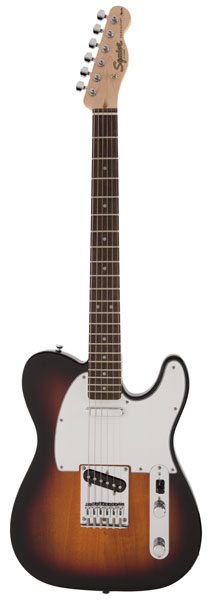 Squier by Fender 《スクワイヤーbyフェンダー》 FSR Affinity Series Telecaster (3-Color Sunburst/Laurel Fingerboard)【g_p5】