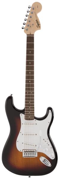 スクワイヤー エレキギター Squier by Fender 《スクワイヤーbyフェンダー》 FSR Affinity Series Stratocaster (3-Color Sunburst/Laurel Fingerboard)【本数限定超特価!!】