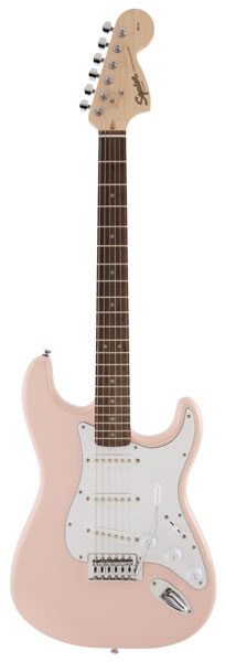 Squier by Fender 《スクワイヤーbyフェンダー》 FSR Affinity Series Stratocaster (Shell Pink/Laurel Fingerboard)【g_p5】