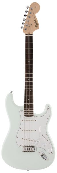 Squier by Fender 《スクワイヤーbyフェンダー》 FSR Affinity Series Stratocaster (Sonic Blue/Laurel Fingerboard)【g_p5】
