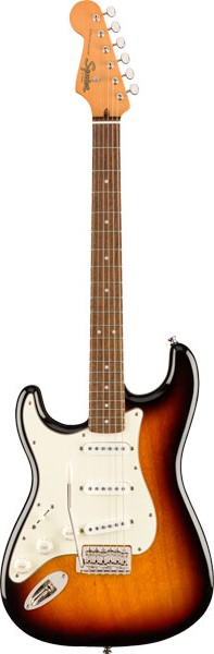 Squier by Fender 《スクワイヤーbyフェンダー》 Classic Vibe '60s Stratocaster Left-Handed (3-Color Sunburst)【g_p5】