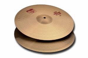 PAiSTe/2002 Classic 《パイステ》 Medium Hi Hat 14pr【2枚セット】