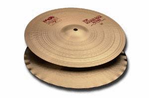 PAiSTe/2002 Classic 《パイステ》 Sound Edge Hi Hat 15pr【2枚セット】