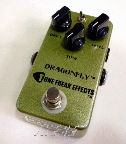 TONE FREAK EFFECTS DRAGONFLY 【最終展示特価!】
