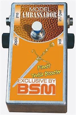 BSM Ambassador【ご予約商品】