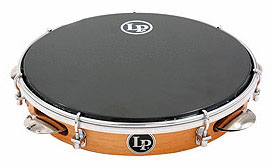 "LP 《Latin Percussion》 LP3010【Rio Wood Pandeiro 10""】"