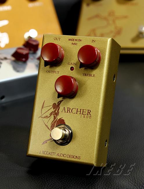 """Rockett Pedals J.Rockett Audio Designs """"ARCHER ikon""""【新価格】"""
