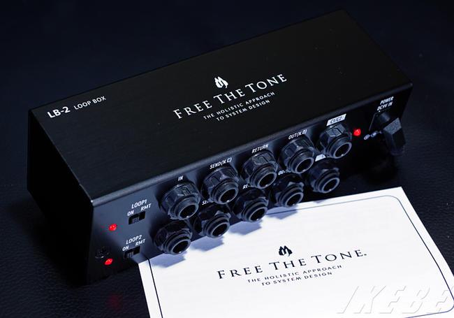 Free The Tone LB-2 / LOOP BOX