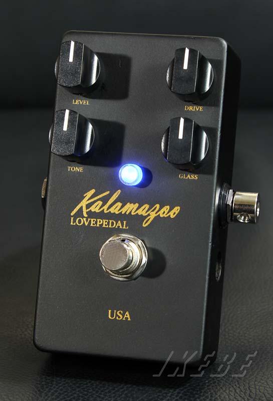 Lovepedal Kalamazoo BLACK CAUCUS