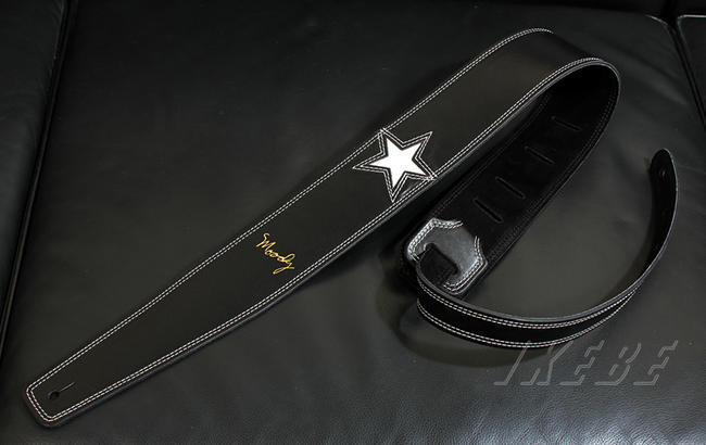 Moody 《ムーディー》Handmade Leather Straps Leather & Suede Series 1 Star Signature