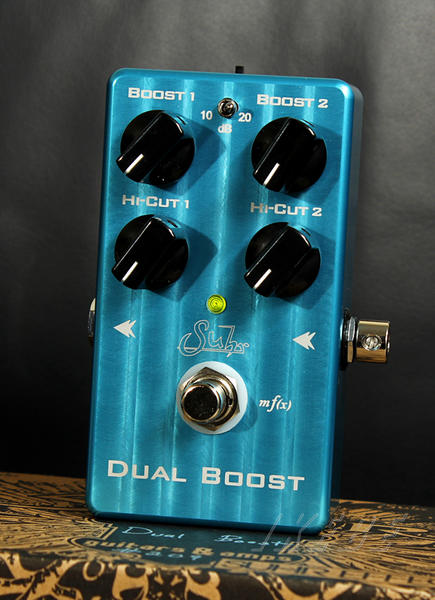 Suhr Amps Dual Boost [価格改定!!]