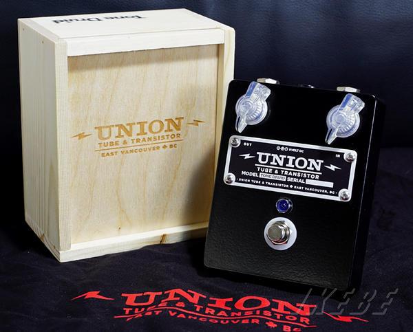 Union Tube & Transistor Tone Druid [Overdrive]