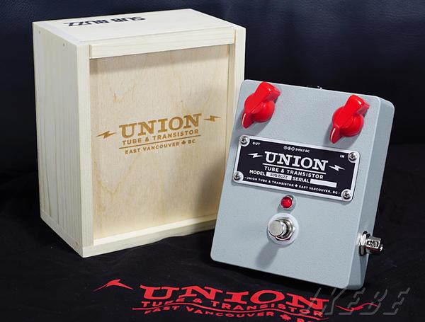 Union Tube & Transistor SUB BUZZ [Fuzz & Clean Booster]