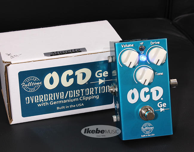 Fulltone 《フルトーン》 OCD-Ge【即納可能】