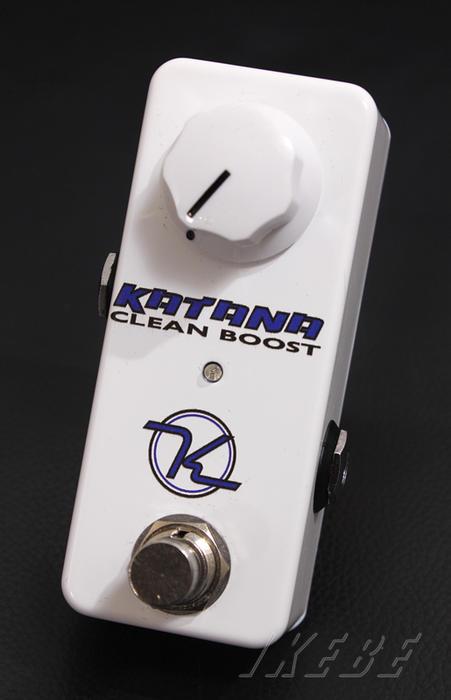 Keeley Electronics 《キーリー》 Katana Boost Mini【今がチャンス!円高還元セール!】