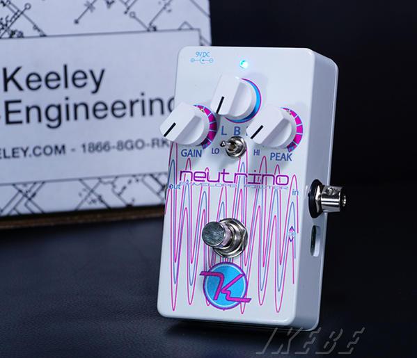 Keeley Electronics 《キーリー》 Neutrino [Envelope Filter]【円高還元価格】【Tシャツプレゼント!】