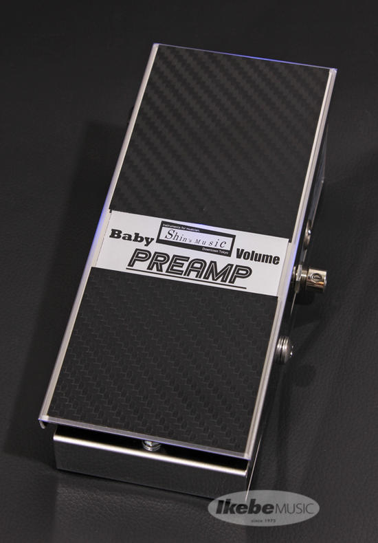 shin's music Baby PREAMP Volume [Lo-IMP. OUT]