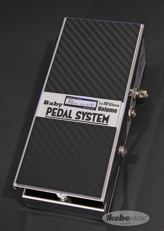 shin's music Baby PEDAL SYSTEM Volume [Lo-IMP.&STEREO]
