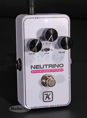 Keeley Electronics 《キーリー》 NEUTRINO envelope filter V2