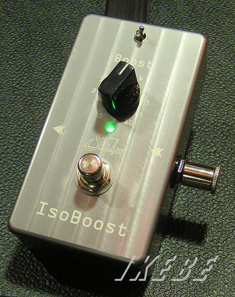 Suhr Amps Iso Boost [価格改定!!]