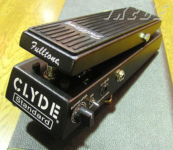Fulltone CLYDE STANDARD WAH [新価格]