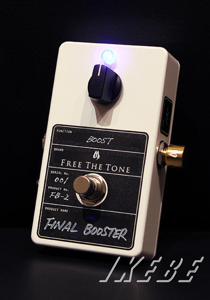 "Free The Tone Free The Tone ""FINAL BOOSTER""【即納可能です!】"