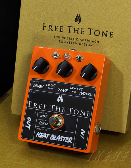 "Free The Tone Custom ""HEAT BLASTER""【極少数入荷です!】"