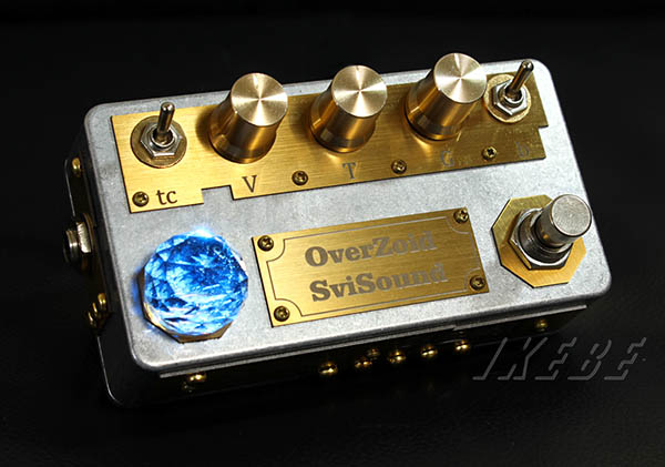 SviSound OverZoid oz01 Art Edition