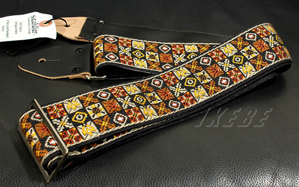 Souldier Strap Ace Replica Straps Woodstock Brown [VGS0296]