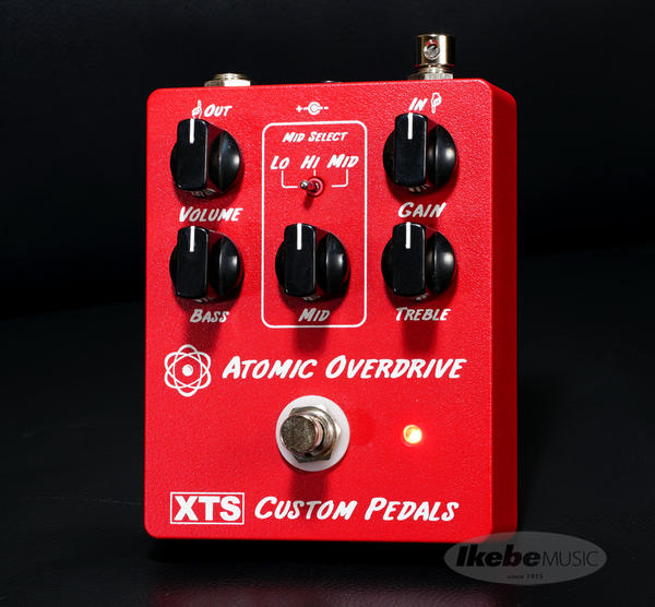 XAct Tone Solutions ATOMIC OVERDRIVE