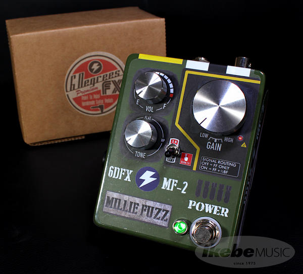 6 Degrees FX Millie Fuzz mkII