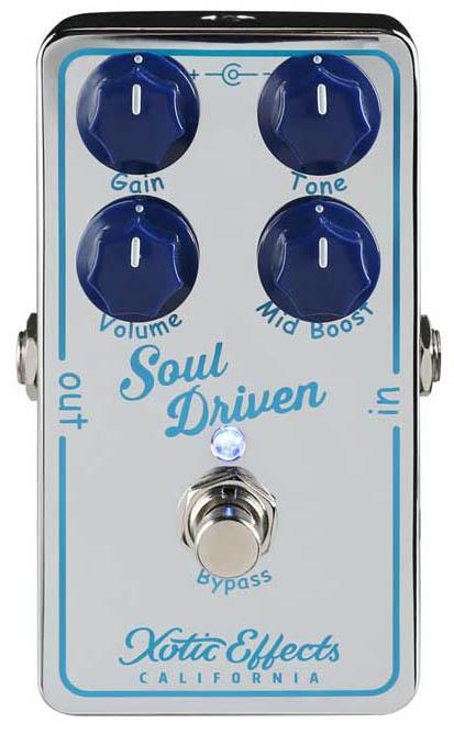 Xotic 《エキゾチック》 Soul Driven