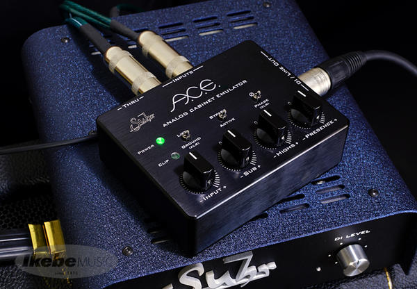 Suhr Amps 《サー・アンプ》 A.C.E.