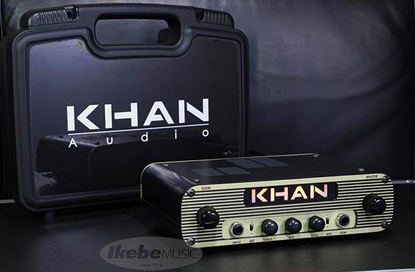 Khan Audio《カーン・オーディオ》 Pak Amp 1 Channel