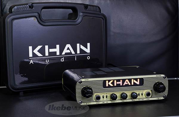 Khan Audio《カーン・オーディオ》 Pak Amp 2 Channel