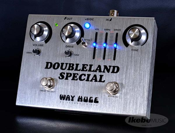 WAYHUGE 《ウェイヒュージ》DOUBLELAND SPECIAL OVERDRIVE [WHE212]
