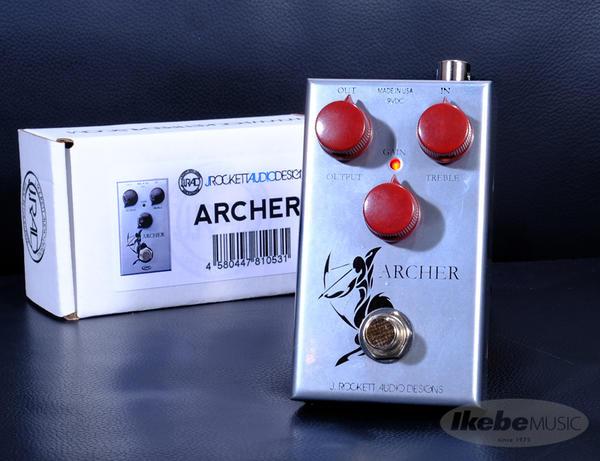 "Rockett Pedals J.Rockett Audio Designs ""ARCHER""【新価格】"